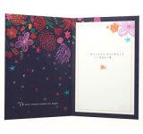 結婚式の招待のカードのクリスマスの挨拶状
