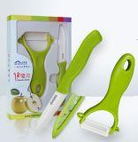 2PCS керамические комплекта ножей для рекламных материалов/Корпоративные подарки