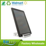 De cristal grueso acrílico transparente Premium para iPad Stand/Titular de la tableta