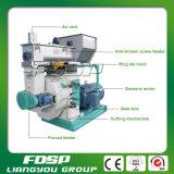 1-2tph Cotton Husk Pelletizer Machine / Ring Die Wood Pellet Mill Preço