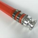 Industrieller Belüftung-freier flexibler verstärkter Absaugung-Schlauch mit Verbinder