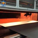 Qingdao Antai plaque en acier de construction navale grenaillage Machine avec système de peinture