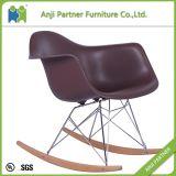 عالة تصميم حديث [ووودن لغ] أحد قطعة فضة بلاستيكيّة يعيش كرسي تثبيت (جون)