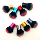 Poils synthétiques de vente chaude Fondation Kabuki Pinceau de maquillage