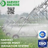 Tipo central do pivô que polvilha a máquina da irrigação