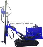 Hjg polyvalent Wells-Geothermal hydraulique sur chenilles Rock Drilling appareil de forage