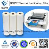 Filme de laminação térmica BOPP para saco de papel