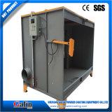 Cabina manuale della polvere