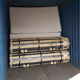 Np RP PK UHP de GrafietElektrode van de Rang van de Hoge Macht in Industrie van de Uitsmelting met Uitsteeksels
