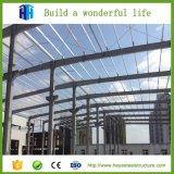 Tienda de Yurt del marco de la estructura de la placa de acero de los materiales de construcción de nave