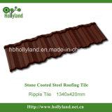 Камень лист Крыши с покрытием из металла (волновой стиле)