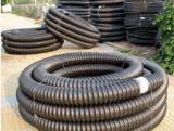 Hot Sale PEHD Spirale de carbone des tuyaux pour un câble en option