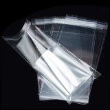 PP transparente de plástico autoadhesivo CPP de la bolsa de polipropileno cinta con pegamento