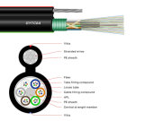 Figure 8 Aerial Self - Supporting Non - Armord Fiber Optic Cable (Gytc8y)