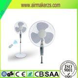 Ventilateur en plastique de stand de l'Australie SAA 16inch comme plastique