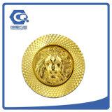 Изготовленный на заказ золотая монетка животного 3D сувенира металла коммеморативная