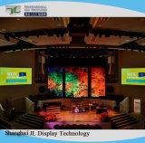 Farbenreiches Innen-Bildschirmanzeige-Bekanntmachen LED-P2.5