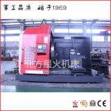 Metallo di alta qualità che gira il tornio di CNC con lo schermo pieno del metallo (CK64200)