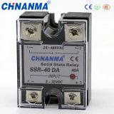 C.C de relais semi-conducteur de C.C SSR 25A monophasé à C.C 400V