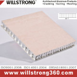 Willstrong Marble Like Aluminum Honeycomb Panel Ahp