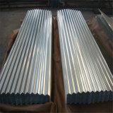 Galvalumeの金属の屋根ふき、波形鉄板のZincalumeの屋根ふきの金属の屋根ふき