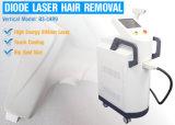 máquina permanente da remoção do cabelo do laser do diodo 810nm