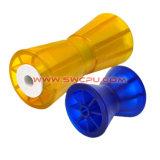 Cilindro de Aperto de borracha com revestimento de PU / / Transportador de rolos de reboque de barco o rolo transportador