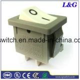 Mini micro interruttore di attuatore del tasto di potere 16A utilizzato in apparecchi elettrici