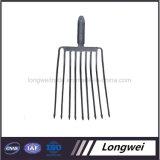 F109 fourche en acier Outil à main