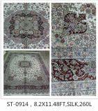 Персидские ковры из шелка