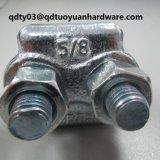 G450 nous a galvanisés le type collier de câble pour le câble métallique