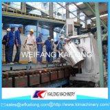Machine de moulage verticale automatique de haute précision