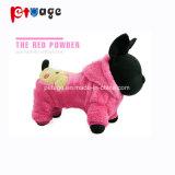 Roze Sweater Vier van de Hond de Kleren van het Huisdier van de Producten van de Manier van de Winter van Benen