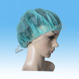 Chapeau Bouffant réuni remplaçable de lavette de tête de chapeaux de filet à cheveux