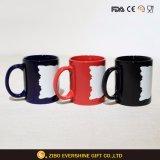 tazza di ceramica 330ml con il marchio su ordinazione