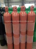 ISO9809 de combate a incêndio de Aço Sem Costura do cilindro de gás CO2
