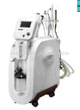 2017 De cara más popular de alta presión de agua de chorro de oxígeno de la máquina facial de limpieza