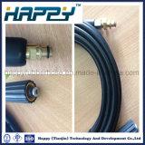 Hydraulischer Hochdruckstrahlen-waschender Gummischlauch