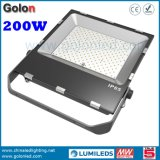 5 da garantia de Meanwell do excitador 120V 230V 277V 200W Dimmable do diodo emissor de luz anos de luz do projetor