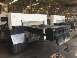 Double machine de découpage de papier hydraulique (115F)