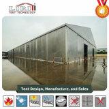 1000 metros quadrados tenda de depósito para armazenamento temporário no exterior