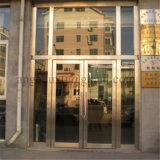 Estrutura Metálica decorativa 201 304 316 da estrutura da porta de aço inoxidável