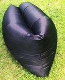たまり場のスリープの状態である空気Laybagの空気寝袋(A1008)