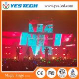 速いインストール屋外SMD LED印