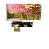 """Индикаторная панель TFT IPS 5 """", поверхность стыка RGB: ATM0500d19e"""