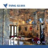 3-6mm家の装飾のための旧式なミラーガラス