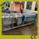Lavadora comercial de la burbuja de las frutas para las frutas y verdura de la limpieza