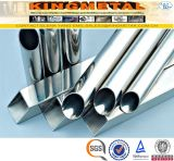 Tubo decorativo saldato 200# polacco dell'acciaio inossidabile di ASTM A554 304