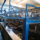 De verloren Gietende Gieterij van de Investering van de Was/de Gieterij van het Afgietsel van het Staal van de Precisie/Uit gegoten staal