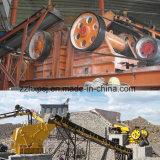 Челюсть задавливая завод для завода каменной дробилки